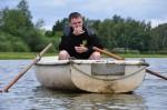 Špinka - Martin na loďce