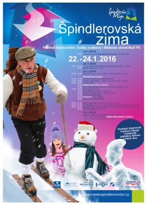 Plakát Ledosochání 2016